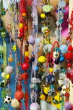 Handmade beads Royalty Free Stock Photo