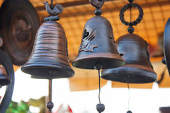 Handmade bells Royalty Free Stock Photography
