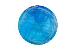 Handmade Blue Soap macro Royalty Free Stock Photography