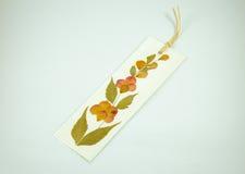 Handmade Bookmark Stock Image