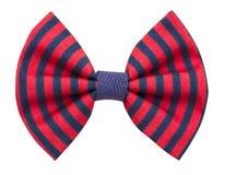 Handmade bow tie stock photography