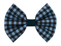 Handmade bow tie stock image