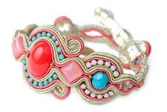 Handmade Bracelet Stock Photography