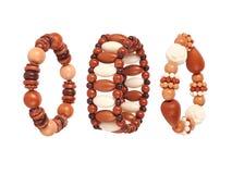 Handmade bracelet Stock Images