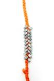 Handmade bracelet Stock Image