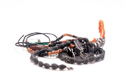 Handmade bracelets Royalty Free Stock Photography