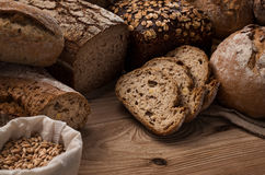 Handmade bread Royalty Free Stock Images