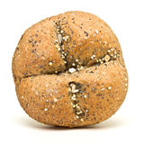 Handmade bread roll Stock Images
