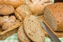 Handmade Breads Stock Images