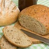Handmade Breads Royalty Free Stock Photos