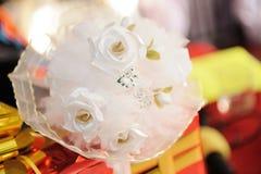 Handmade bridal букет Стоковые Фото