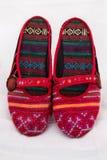 Handmade buty Zdjęcie Stock