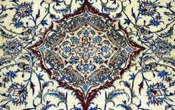 Handmade Carpet Stock Image