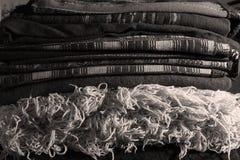 Handmade carpets Royalty Free Stock Photography