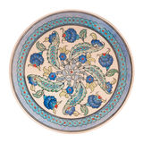 Handmade Ceramic Plate Stock Images
