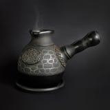 Handmade Ceramic Turk Stock Image