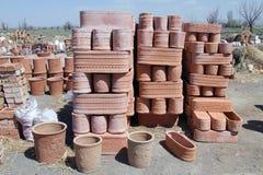 Handmade ceramics Royalty Free Stock Photography