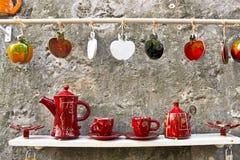 Handmade ceramics Royalty Free Stock Photos