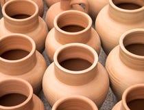 Handmade ceramiczna glina Obraz Stock