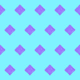 Handmade childish doodle seamless abstract pattern background. Stock Photos