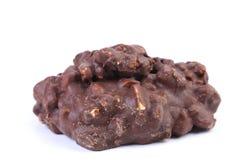 Handmade chocolate candy. Stock Image