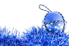 Handmade Christmas Ball Stock Photos