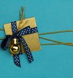Handmade Christmas card Royalty Free Stock Image
