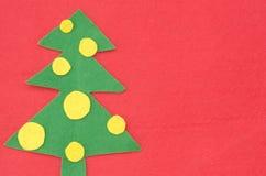 Handmade Christmas decoration Stock Image