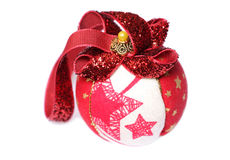 Handmade christmas decoration Royalty Free Stock Photo