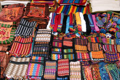 Handmade colorful Accesories Stock Images