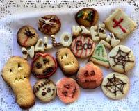 Handmade cookies Stock Photography