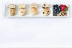 Handmade Cookies Royalty Free Stock Photography