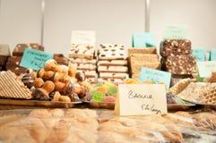 Handmade cookies Royalty Free Stock Image