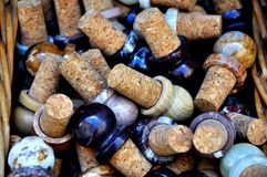 Handmade Corks For Sale In Italy Stock Photos
