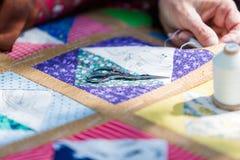 Handmade craft Royalty Free Stock Photo