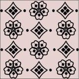 Handmade Crochet material pattern Royalty Free Stock Image