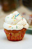 Handmade cupcake Royalty Free Stock Images