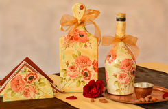 Handmade decoration Royalty Free Stock Image