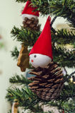 Handmade decorations Stock Photos