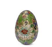 Easter egg. Handmade decorative easter egg Stock Images