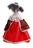 Handmade doll Stock Image