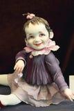 Handmade doll Stock Photography