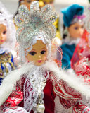 Handmade doll Russia Royalty Free Stock Photos