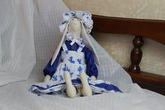 Handmade dolls Royalty Free Stock Photo