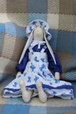 Handmade dolls Stock Images