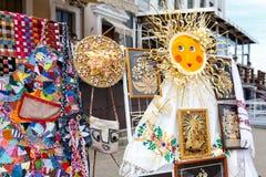 Handmade dolls Royalty Free Stock Photography