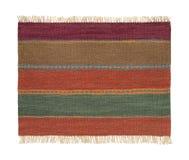 Handmade dywanik odizolowywający zdjęcie royalty free