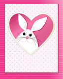 Handmade Easter card Royalty Free Stock Image