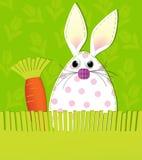 Handmade Easter card Stock Photos