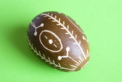 Handmade Easter Egg Stock Images